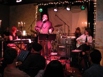 stews band with linda